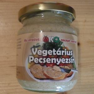 VEGETÁRIÁNUS PECSENYEZSÍR 180G