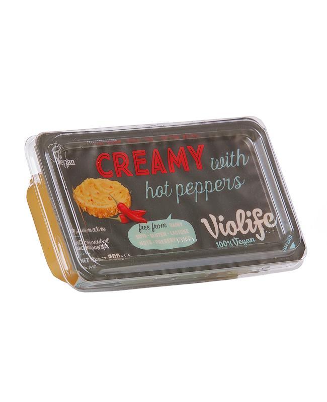 Violife creamy csípős paprikás 200g