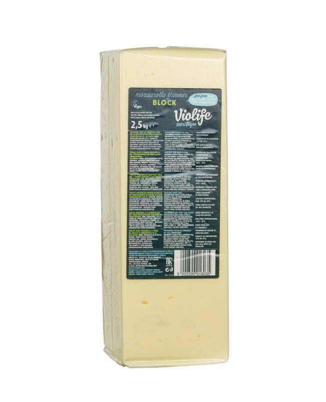 Violife mozarella növényi szendvicsfeltét 2,5kg