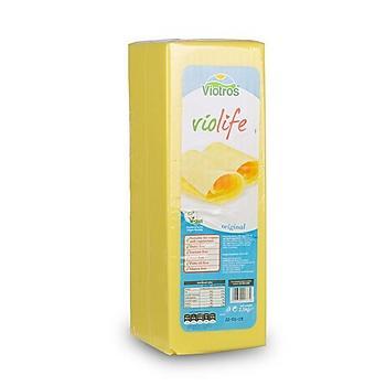 Violife natúr növényi szendvicsfeltét 2,5kg