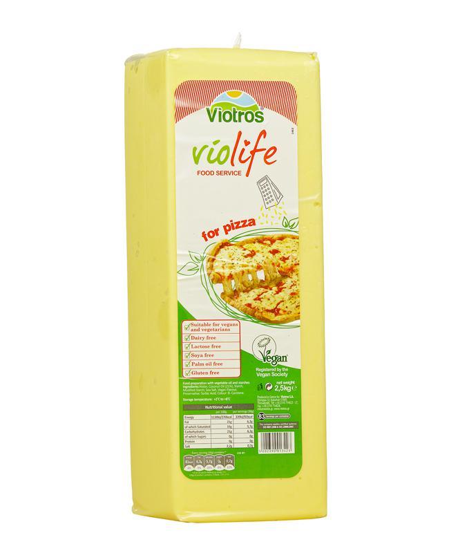 Violife pizzához 2,5kg