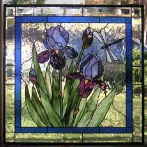 Fényvarázs- matricafestő sablon