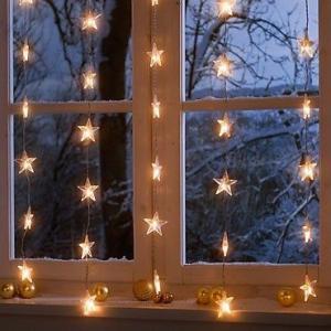 Karácsonyi- ünnepi fények