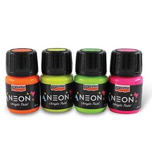 Neon akrilfesték