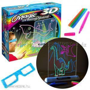 3D Magic rajzkészlet