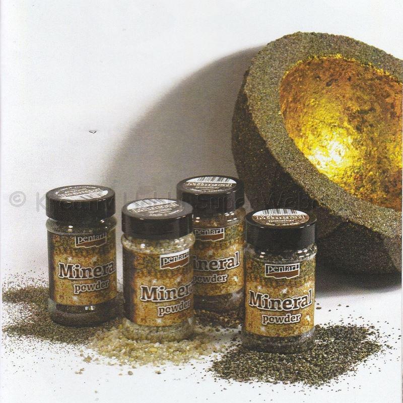 Ásványpor DURVA 130 g  Mineral powder