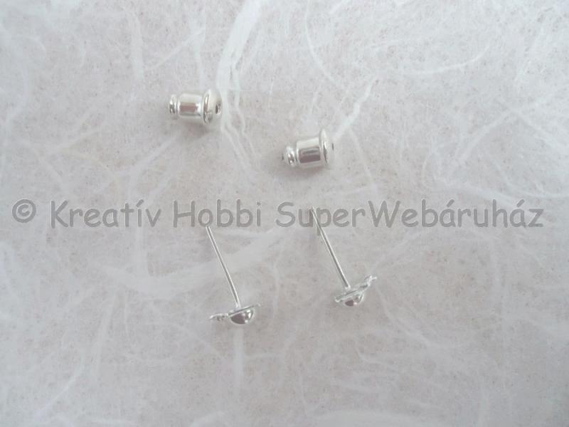 ff68003f2 Beszúrós fülbevaló alap lencse kreativpaletta.hu