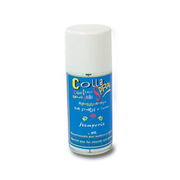 Colla, áthelyezhető ragasztó spray, 150 ml
