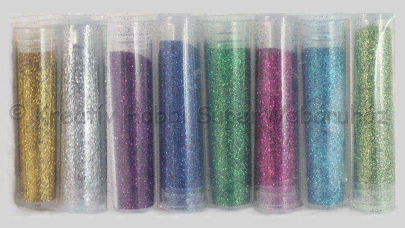 Csillámpor - glitter por 10 ml