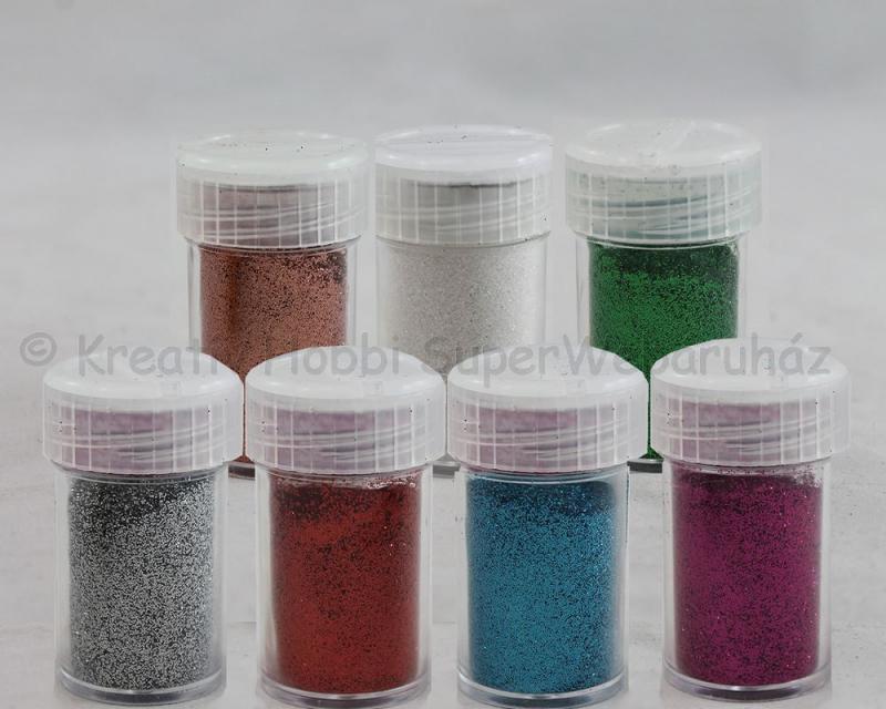 Csillámpor - glitter por 15 g