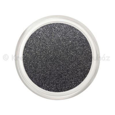 Csillámpor - glitter por 3,5 ml GRAFIT