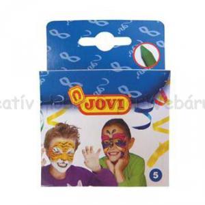 Arcfestő kréta - Jovi, 5 db