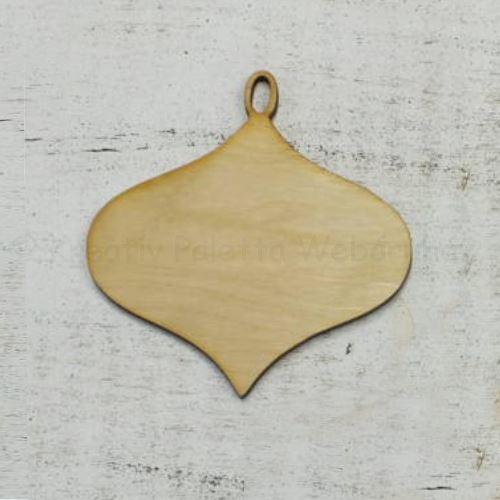 Falap -  búgócsiga karácsonyfadísz 9,5 cm