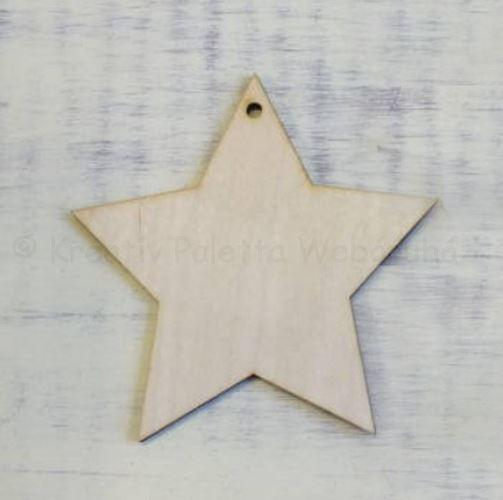 Falap - csillag 10 cm