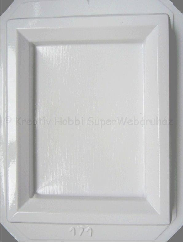 Gipszkiöntő képkeret 10 cm x 15 cm