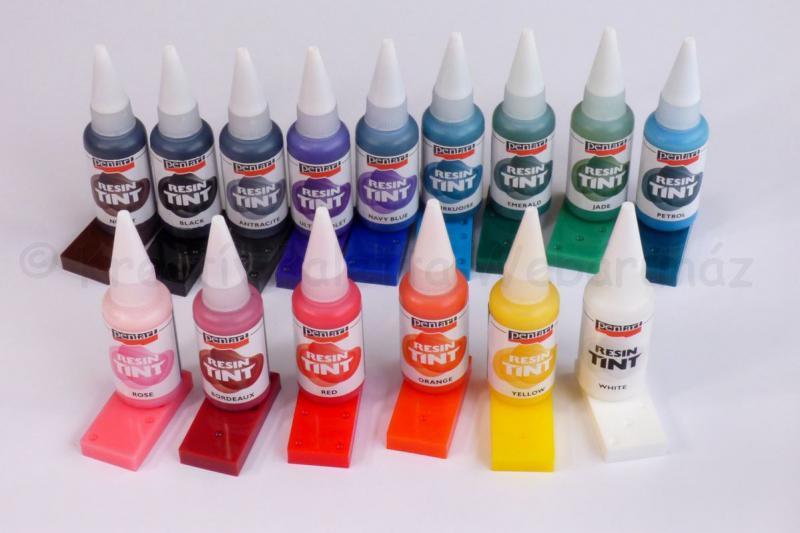 Gyantaszínező tinta 20 ml