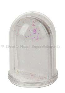Hógömb - fotó buborék 50 x 75 mm
