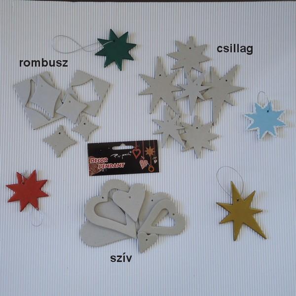 Karton figurák