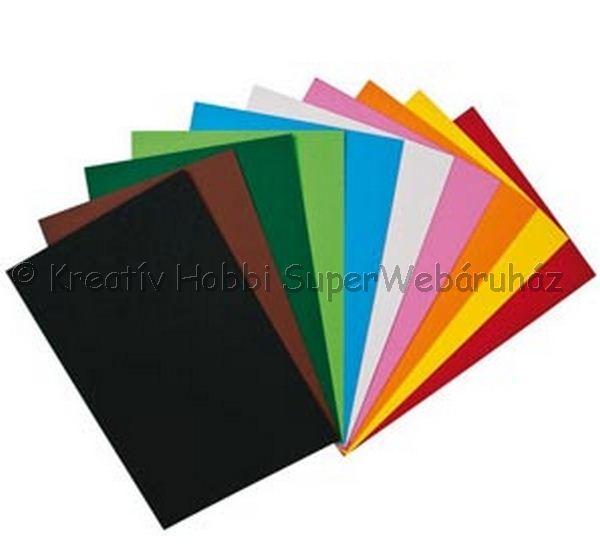 Kétoldalas fotókarton 50 x 70 cm 300 g/m² - többféle szín