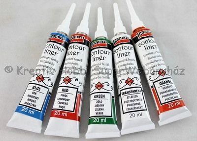 Kontúrozó festék 20 ml