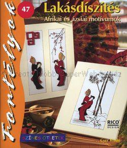 Lakásdíszítés afrikai és ázsiai motívumok - Színes Ötletek, Fortélyok