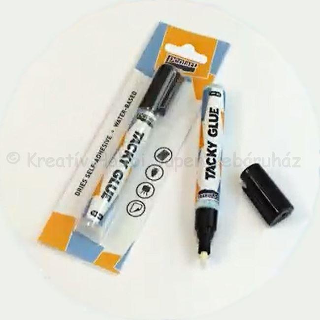 Öntapadóra száradó ragasztótoll 15 ml - Tacky glue pen