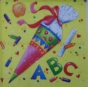 Szalvéta - iskola ABC
