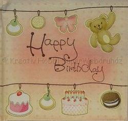 Szalvéta - parti, boldog születés napot 2