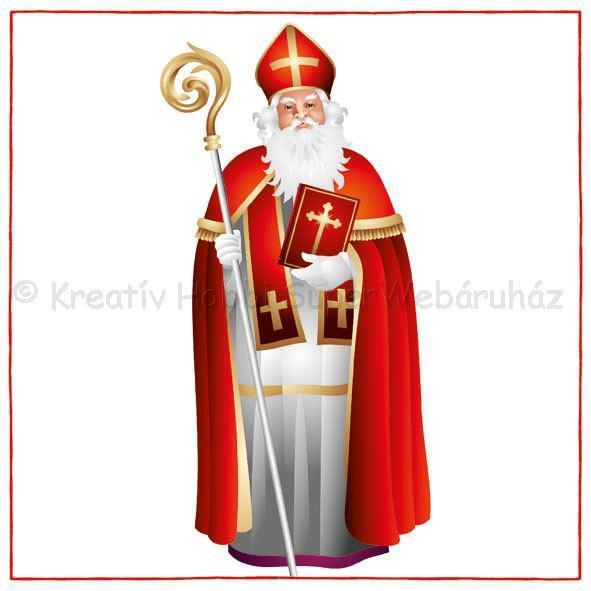 Szalvéta - Szent Miklós - St. Nicholas