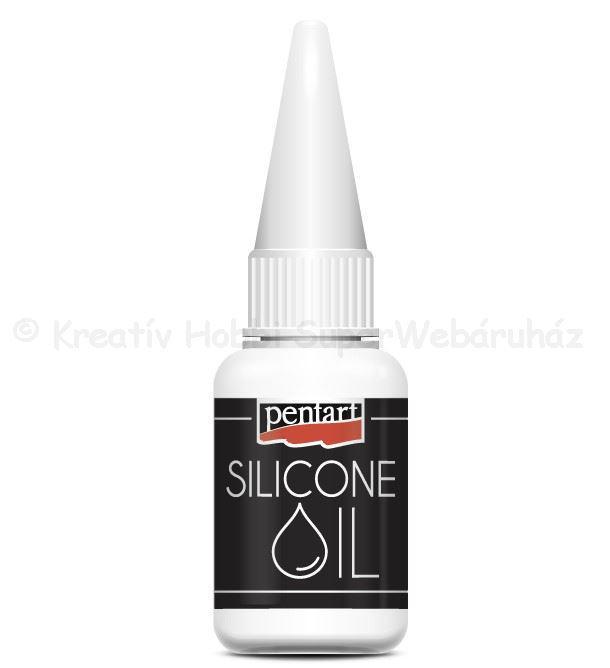 Szilikon olaj 20 ml