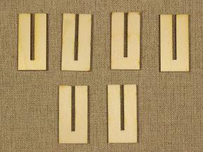 Talp fafigurákhoz 6 db/cs