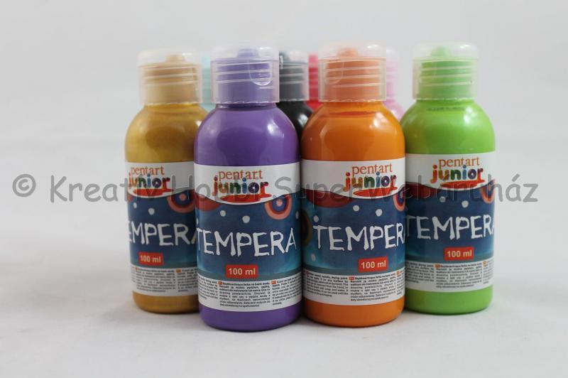 Tempera 100 ml JUNIOR