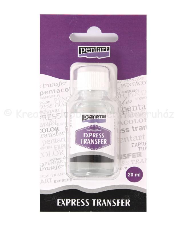Transzfer oldat 20 ml Expressz