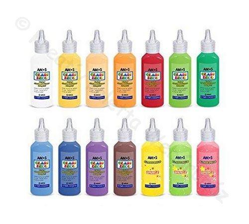 Üvegmatrica festék 22 ml - többféle színben
