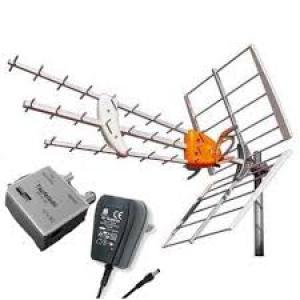 Mindig Tv erősítős antenna