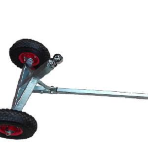 Utánfutó gurító kocsi