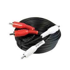 2RCA-2RCA kábel,10m(Audio)