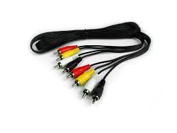 4RCA dugó- 4RCA dugó kábel ,1.5m