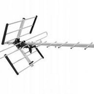 Cabletech LTE erősítős UHF DVB-T Mindig TV antenna