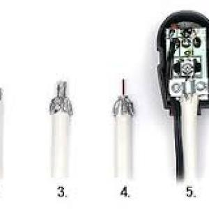 Tápfeladó erősítős antennákhoz (12v/100mA)