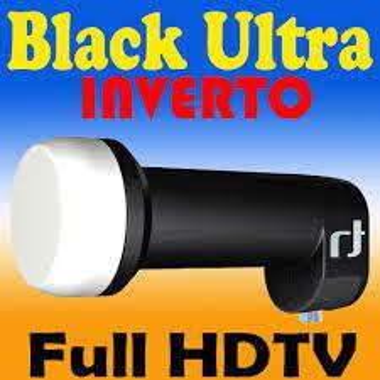 INVERTO Black Ultra High-Gain Műholdvevő fej LNB