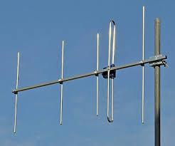 ISKRA DAB-5 rádió antenna
