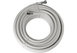 Koax kábel szerelt 5M-es végein Fcsatlakozó