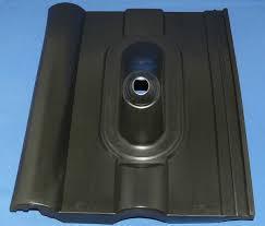 Műanyag esővédő lemez BRAMAC cseréphez