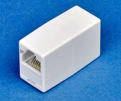 RJ45 UTP PATCH LAN kábel toldó