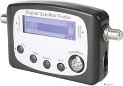 SatFinder digitális kijelző
