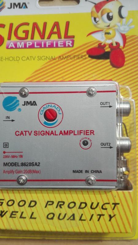 Szélessávú szab.antennaerősítő 2ki JMA