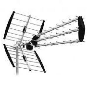 AMIKO AHD 344 TRIPLEX UHF DVB-T Mindig TV antenna