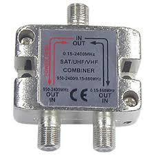 TR 86350 SAT-TV diplexer