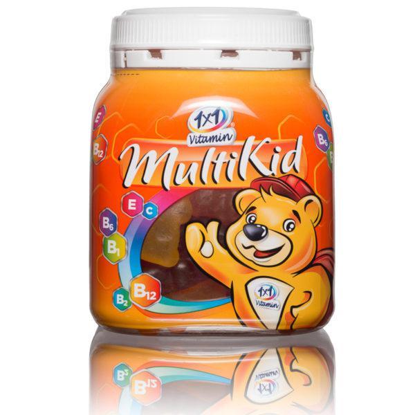 1×1 Vitamin MultiKid gumivitamin 50 szem